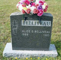 Alice Belliveau
